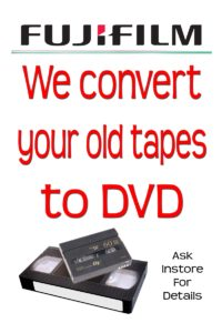 Tape to DVD